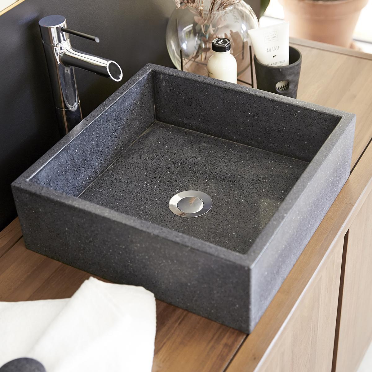 CIRO kő mosdótál 40